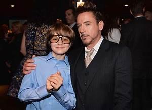 Iron Man : Ty Simpkins pour remplacer Robert Downey Jr