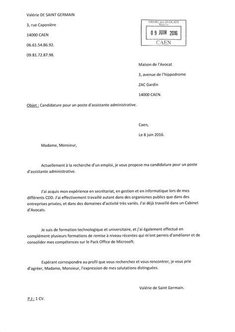 Stage En Cabinet D Avocat by Lettre De Motivation Stage Cabinet D Avocat