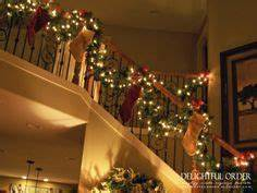 1000 images about Christmas Staircases on Pinterest
