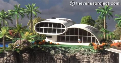 green home plans futuristic building designs from the venus project