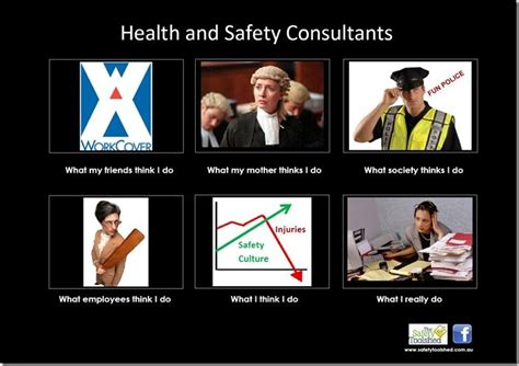 Health And Safety Meme - what is a health safety consultant safetyrisk net