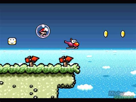 Super Mario World 2 Yoshis Island Snes And Gameboy