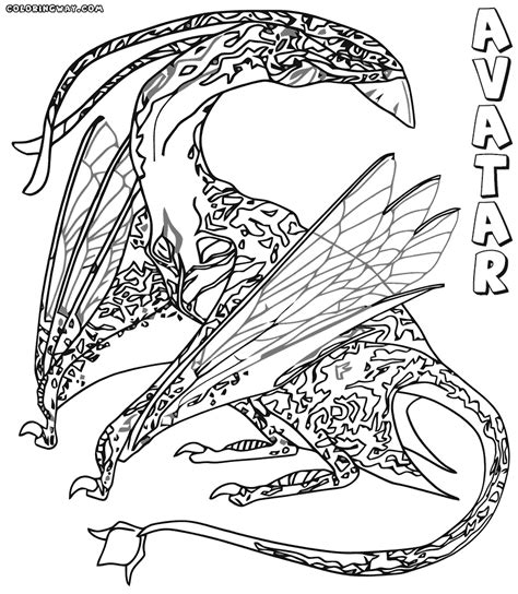 Blue Avatar Coloring Pages Blue Avatar Coloring Pages Coloring Coloring Pages