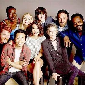 "The Walking Dead cast Season 5 | I love AMC's ""The Walking ..."