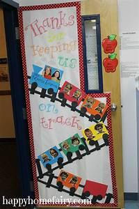 appreciation door idea happy home