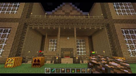 build  fancy housemansion  minecraft youtube