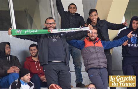 rencontre algerien en senegal