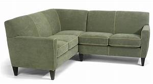 Flexsteel digby sofa flexsteel digby contemporary for Flexsteel sectional sofa with chaise