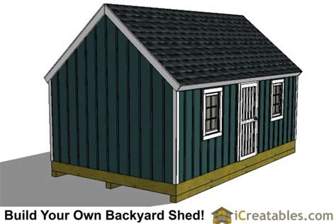 12x20 Storage Shed Plans by 10 X 12 Gambrel Shed Plans 6x6 Treated Sheds Nguamuk