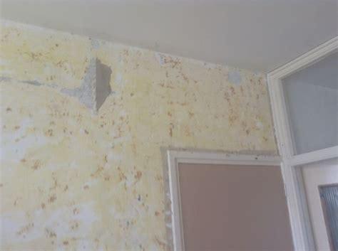 slaapkamer muur egaliseren wat moet ik doen met deze muren