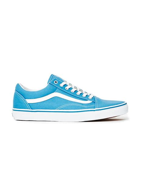 vans light up shoes buy vans old skool trainers light blue incl shipping