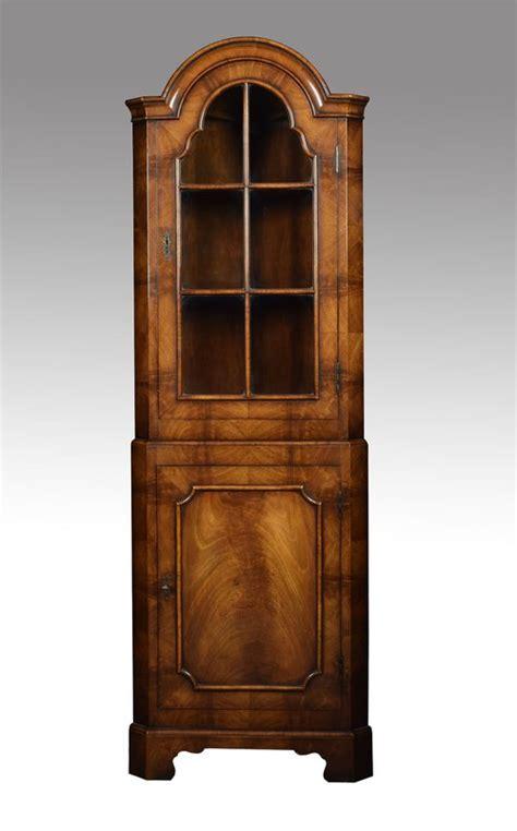 sellers kitchen cabinets walnut floor standing corner cabinet antiques atlas 2158