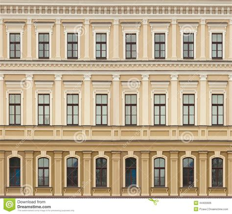 Neoclassical Architecture Elements Neoclassic