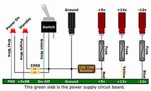 Basic Wiring Diagrams Atx Power Supply