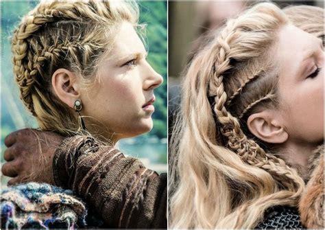 trend hair styles  viking hairstyles  women