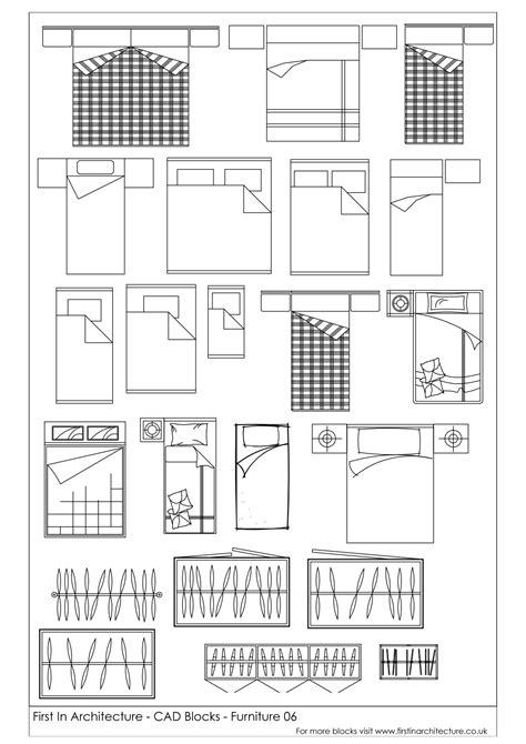 cad blocks beds  wardrobes