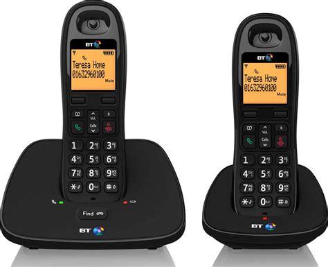 phone bt 1000 cordless dect phone co uk electronics