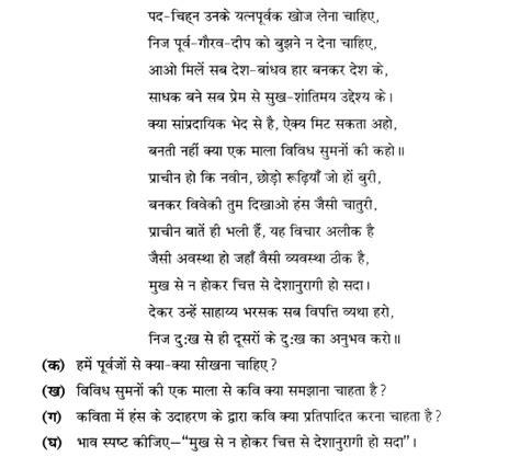 cbse sample papers  class  sa hindi solved  set