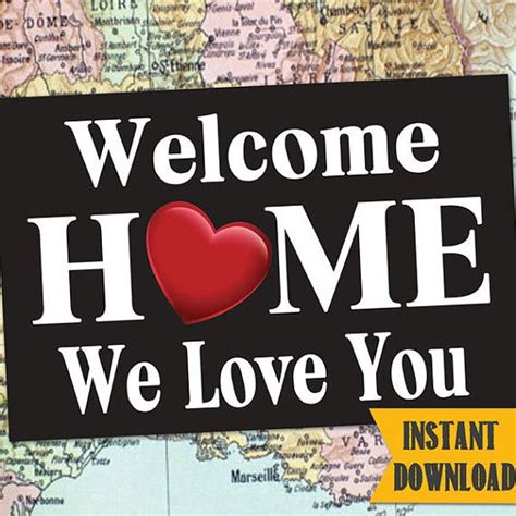 The 25+ best Welcome home banners ideas on Pinterest