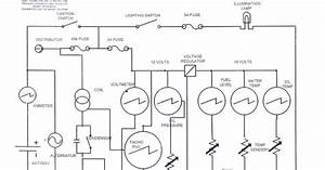 Take It In Top   Wiring Diagram For Smiths Classic Gauges