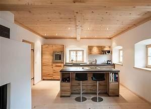 Küche Eiche Massiv : landhaus modern on pinterest k che eiche massiv modern haus vintage tile and kitchens haus ~ Markanthonyermac.com Haus und Dekorationen