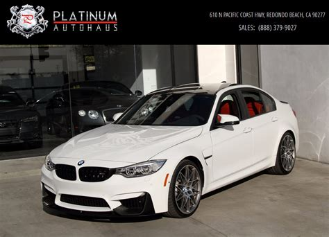 2016 Bmw M3 ** Competition Package ** Stock # 6058 For