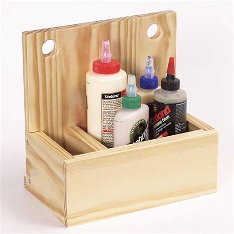 glue box woodworking plan  wood magazine