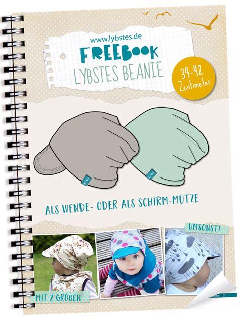 baby wendebeanie kostenloses schnittmuster freebook