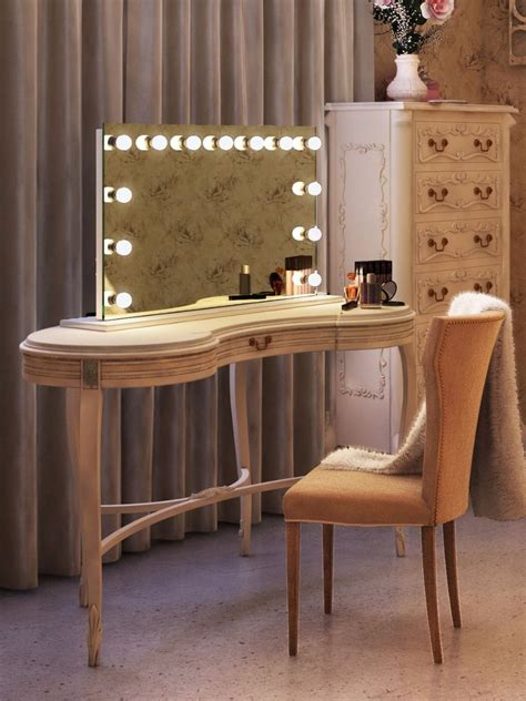 frameless vanity mirror with lights frameless wide led hollywood mirror light mirrors