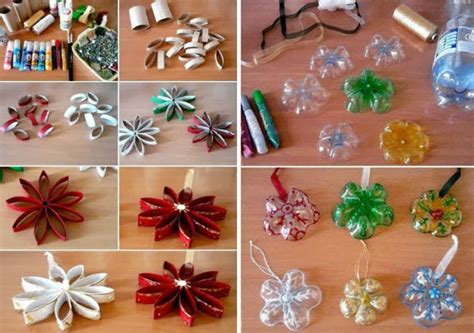 creative craft ideas recycled decorations