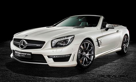 2015 Mercedes-benz Sl63 Amg World Championship Edition