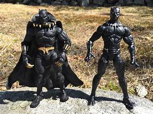 """Marvel Legends Civil War Black Panther 6"""" Figure Review ..."""