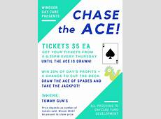 Chase the Ace at Tommy Gun's, Windsor February 2, 2017 6pm