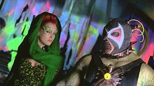Bane & Poison Ivy vs The UV Paint Gang (Batman & Robin ...