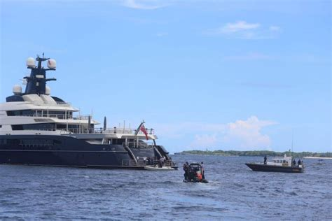 Yacht Jho Low by Jho Low Responds After His Luxe 1mdb Linked Yatch Is