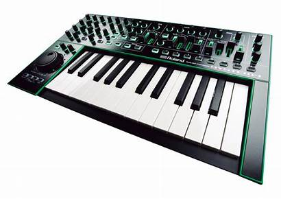 System Synthesizer Aira Plug Roland Transparent Right