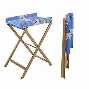 Petite Table A Langer : table langer pliable ~ Teatrodelosmanantiales.com Idées de Décoration