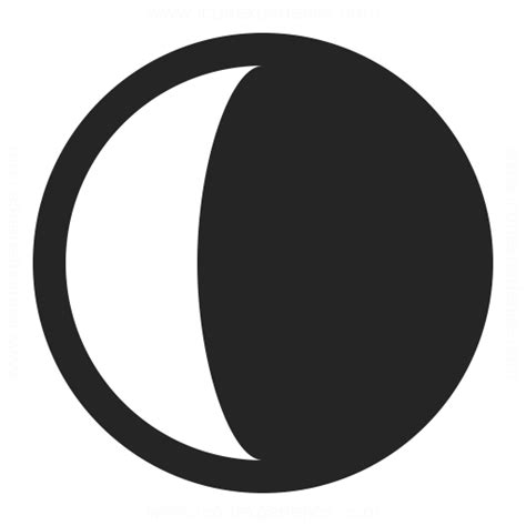 iphone half moon icon what are these moon icons next to contacts in messages on ios8 moon half icon iconexperience professional icons 187 o