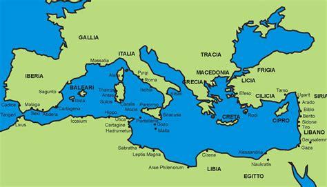 Mar Mediterraneo Cartina Woztaxatieverslagen