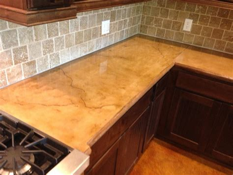 Glass Backsplash Ideas For Kitchens - concrete installer discovers concrete countertops surecrete products