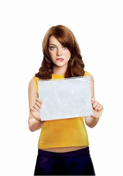 Emma Stone Easy Transparent Deviantart Missy Actress