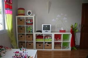 Meuble Rangement Salle De Jeux : salle de jeux photo 5 5 3523829 ~ Teatrodelosmanantiales.com Idées de Décoration