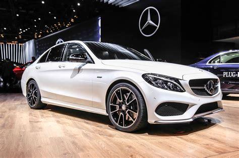 2016 Mercedes-benz C450 Amg 4matic Estate