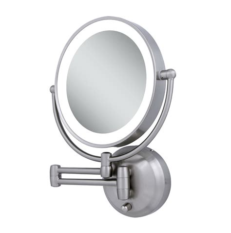 lighted makeup mirror bed bath and beyond lighted makeup mirror wall mount bed bath and beyond