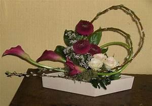 composition florale de noel originale maison design With chambre bébé design avec compositions florales