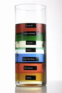 Seven Layer Density Column - The Lab