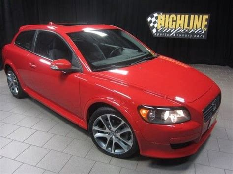 buy   volvo   hp turbo mpg red hot