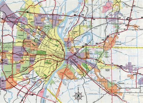 Interstate 255 Missouri / Illinois - Interstate-Guide.com