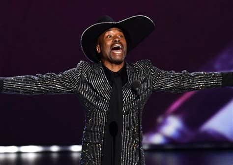 Emmys Pose Star Billy Porter Wins For Lead Actor