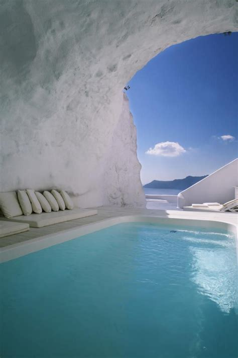 Katikies Hotel ~ Santorini Greece Places I Want To Go
